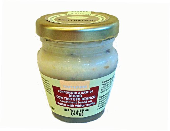 白トリュフバター45g