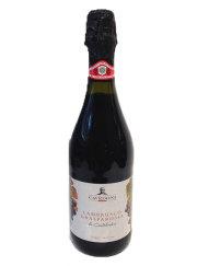 ランブルスコ・グラスパロッサ CAVEDONI/750ml 発泡ワイン
