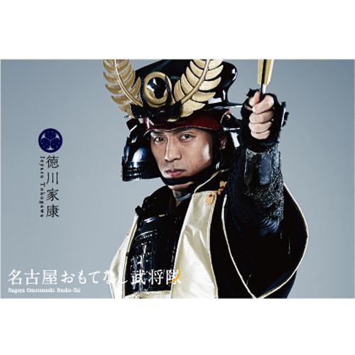 ポストカード「徳川家康」(2015年度版)・横