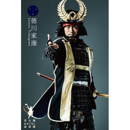 ポストカード「徳川家康」(2017年度版第2弾)