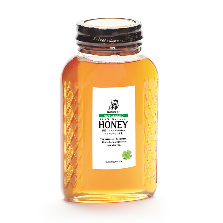 厳選純粋蜂蜜 クローバー
