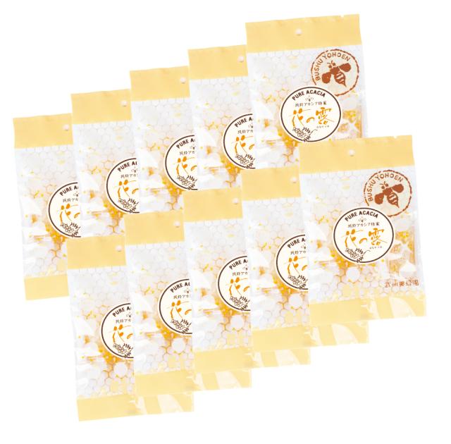 5265純粋蜂蜜アカシア花の露スティック10袋