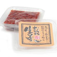 おかか生姜 はちみつ入り 100g×5 (容器入り)