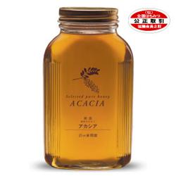 厳選純粋蜂蜜 『アカシア』1,000g