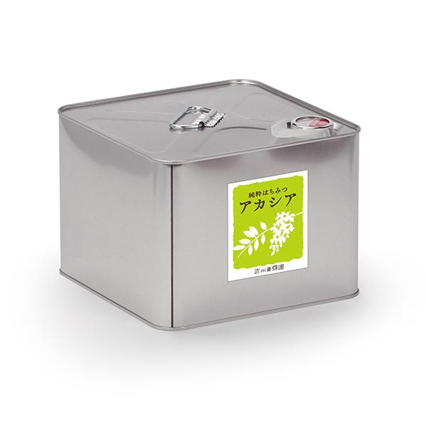 アカシア蜂蜜10kg缶(業務用)