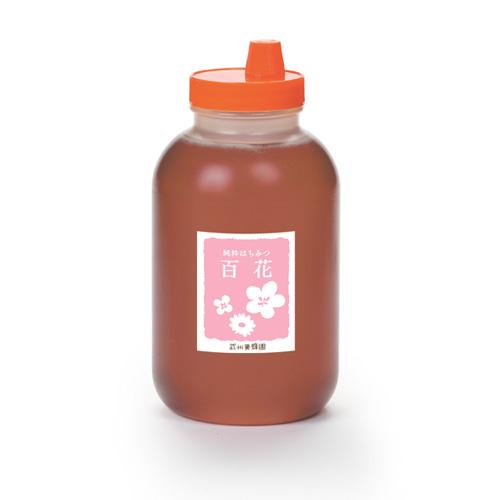 s_4307純粋蜂蜜百花2,500g
