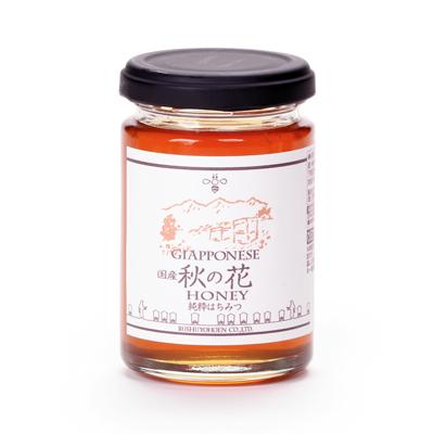 国産純粋蜂蜜 秋 150g