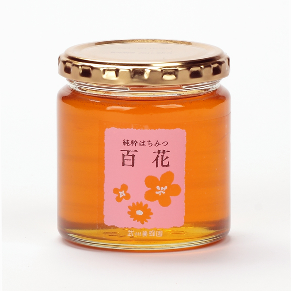 s_4319純粋蜂蜜百花280g