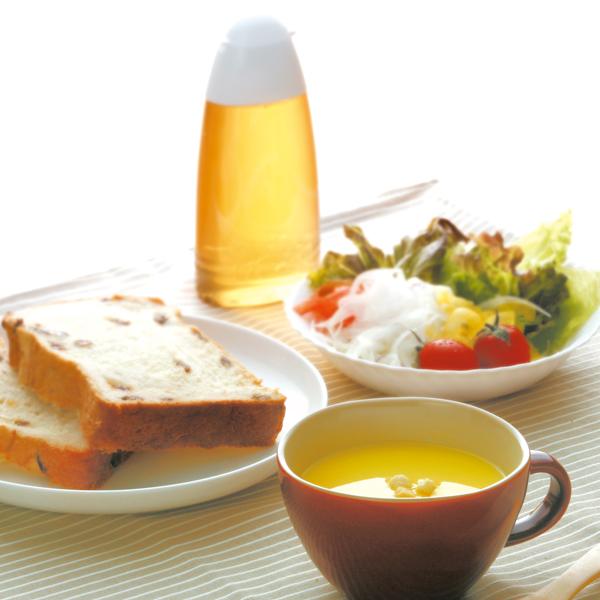 s_アカシア蜂蜜花の露とスープ