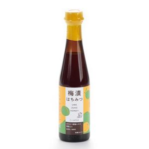 梅漬はちみつ 蜂蜜梅エキス 370g