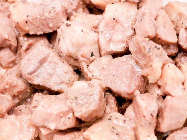 NZ産ラム肉噛む噛むサイコロステーキ用 180g