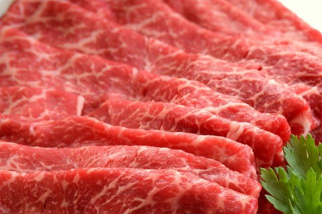九州赤身牛プレミアム牛モモすき焼き