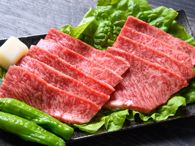 おおいた和牛赤身焼肉用