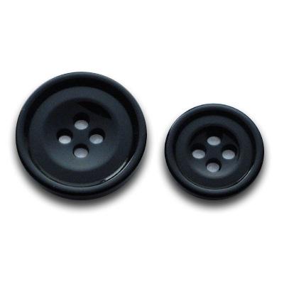 高級フォーマルボタン THE BLACK 7(20mm)