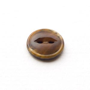 木目シャツボタン