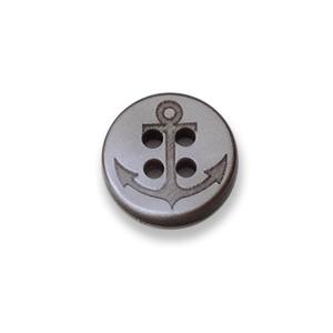 イカリボタン【ANCHOR】No-P21 (11.5mm)