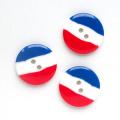 国旗 【25mm】×3個セット フランス(34)