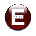 アルファベットボタンE