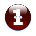 数字ボタン1