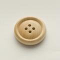 【木ボタン】WOOD 10 タライ型(21mm)