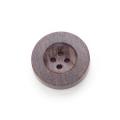 【木ボタン】WOOD 7 タガヤサン(18mm)