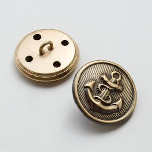 【メタルボタン】THE METAL 204 (21mm)