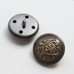 【メタルボタン】THE METAL 205 (21mm)