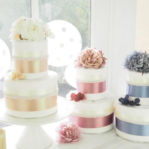 【おむつケーキ】Diaper cake Gracieux ダイパーケーキ グレイス