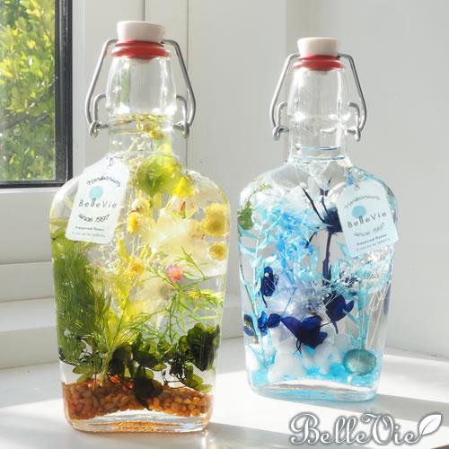 【ハーバリウム】ボトルシリーズ