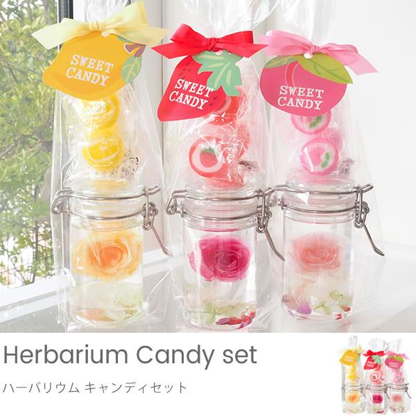 【ハーバリウム】キャンディセット