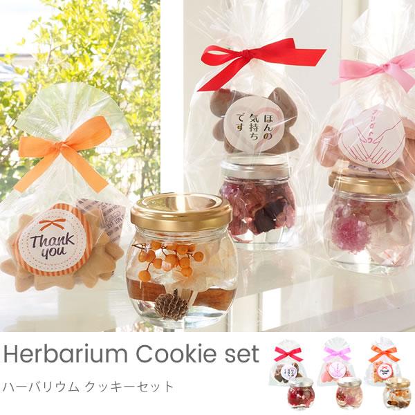 【ハーバリウム】クッキーセット