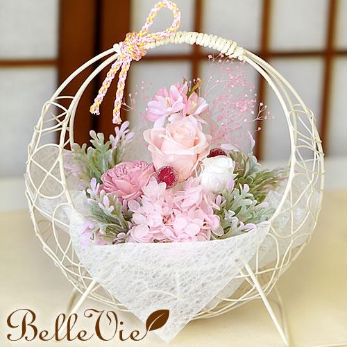 プリザーブドフラワー 雅桜~みやびざくら~