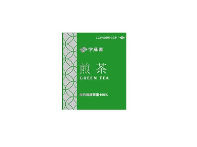 伊藤園(ITOEN) 煎茶アルミティーバッグ1.8g 入数:1000個 単価:7.2円