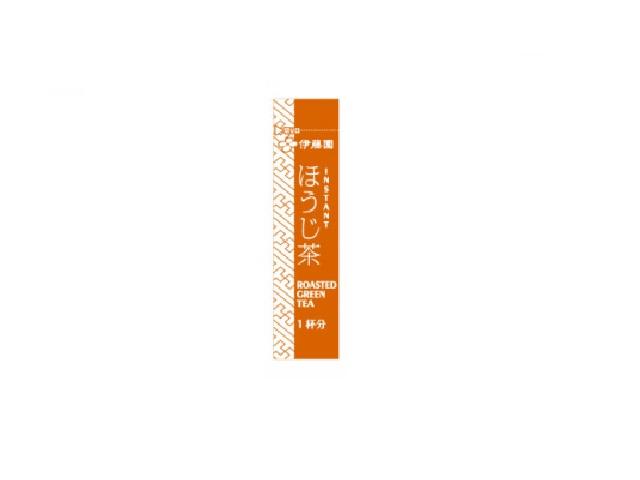 伊藤園(ITOEN)インスタント粉末ほうじ茶0.6g 入数:1000個 単価:7.2円