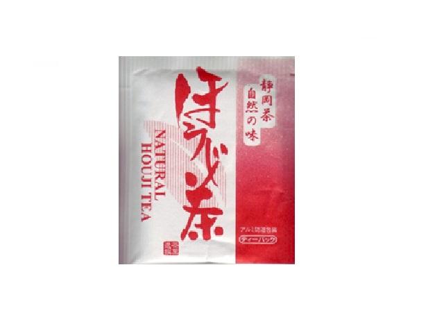 (有)駿河園(Surugaen) IMA ほうじ茶ティーバック2gアルミタイプ 入数:1000個 単価:7.7円
