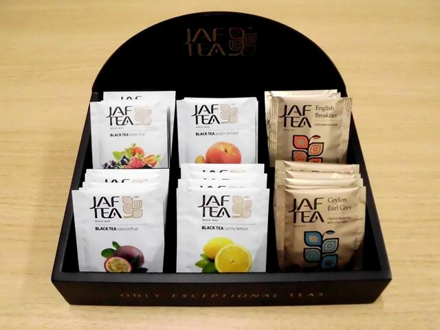 JAF TEA  紅茶 業務用ティーバッグ 入数:500個(1種) 単価:12円