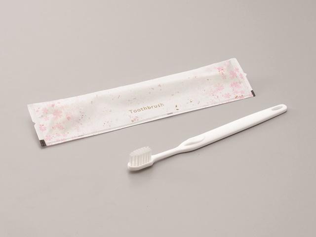 ダイト(Daito)黄金桜 歯ブラシセット シオン 入数:1000本 単価:19.5円
