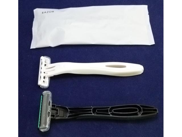 貝印 カミソリ エアロ3 3枚刃 袋入 入数:2000 単価:25円
