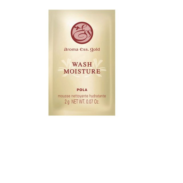 ポーラ(POLA)アロマエッセゴールドウォッシュモイスチャー 〈パウチ〉〈洗顔料〉(V281) 入数:400 単価:32円