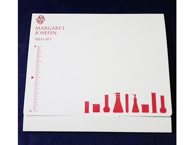 マーガレットジョセフィン(MARGARET JOSEFIN)  ドライレスキュー 1回お試しセット 入数:500 単価:125円