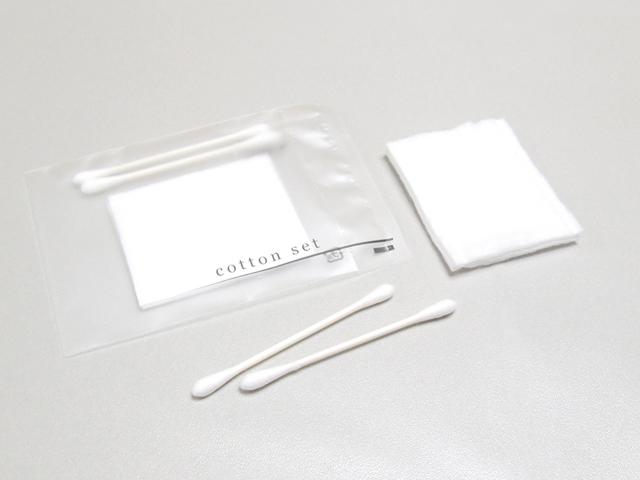 ダイト(Daito)AXIS コットンセット 入数:2000 単価:7.9円