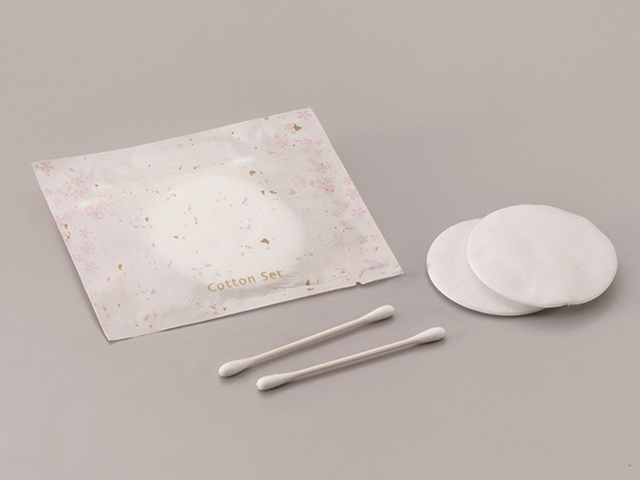ダイト(Daito)黄金桜 丸型コットンセット 入数:2000個 単価:12.6円