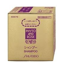 資生堂(SHISEIDO) フィト アンド ローズ シャンプー10L(66676) 入数:2箱 単価:5600円