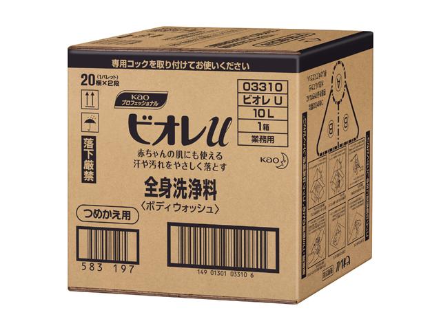 花王(KAO) ビオレU ボディウォッシュ 全身洗浄料10L