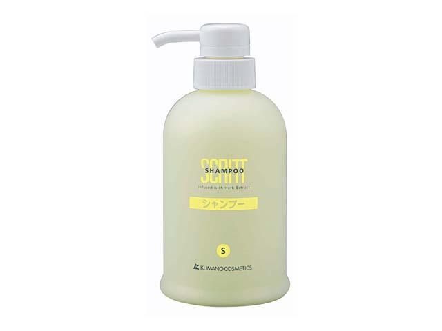 熊野油脂(KUMANO) スクリット 詰替容器(400ml) シャンプー用