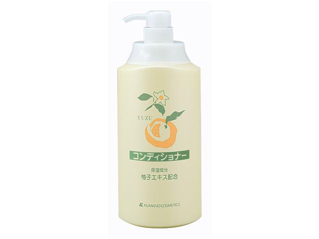 熊野油脂(KUMANO) SCRITT ゆず 詰替容器(1L) コンディショナー用