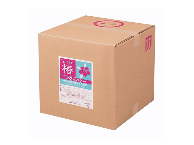 熊野油脂(KUMANO) SCRITT 椿 リンスインシャンプー18L