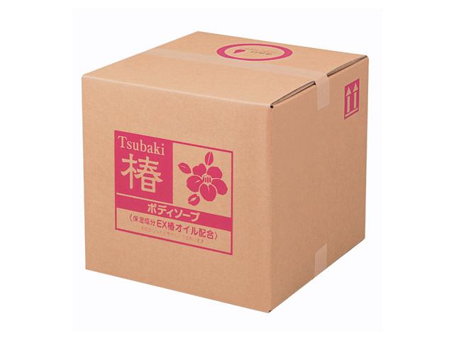 熊野油脂(KUMANO) SCRITT 椿 ボディソープ18L
