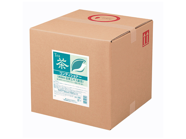 熊野油脂(KUMANO) SCRITT お茶 コンディショナー18L