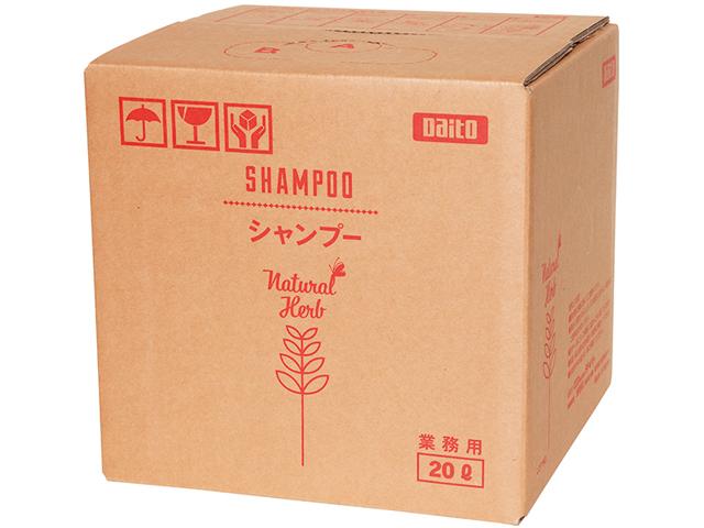 ダイト(Daito)ナチュラルハーブシャンプー20L 入数:2箱 単価:4500円